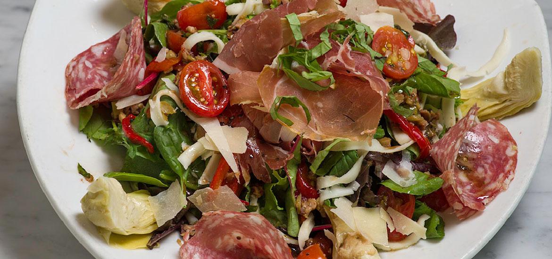 bocce-salad
